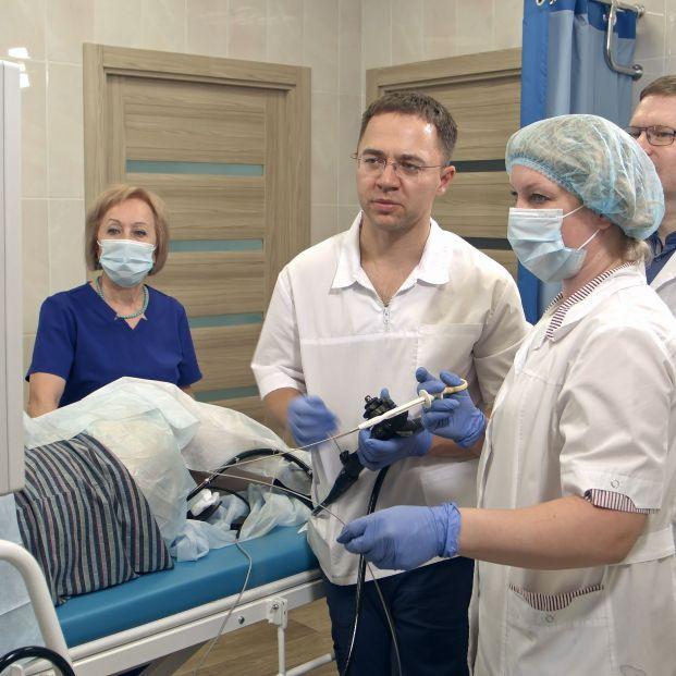 Endoscopia Ginecológica Virtual