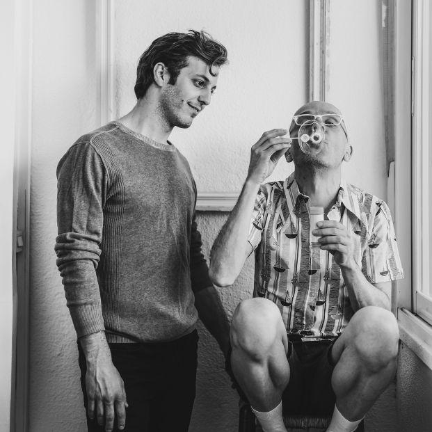Personas con alzhéimer reinterpretan el 'Rey Lear' en los Teatros del Canal