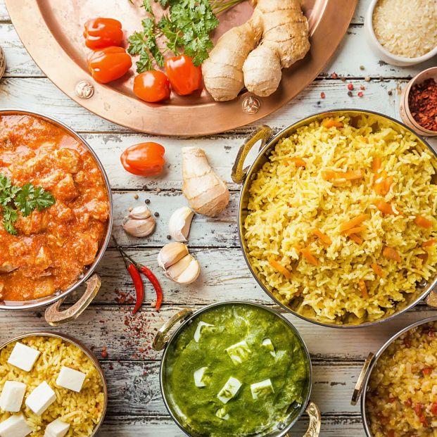 Restaurantes de cocina India