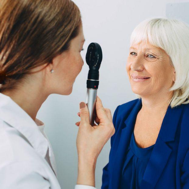 Complicaciones visuales diabetes Prueba de fondo del ojo