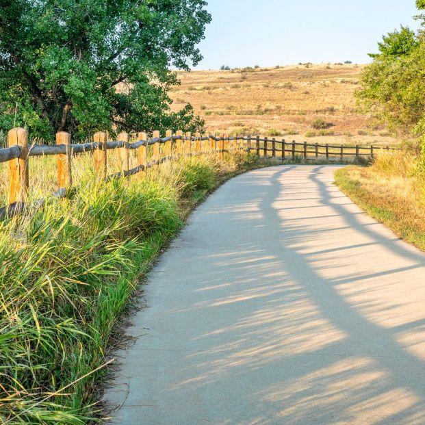 Las vías verdes (Bigstock)