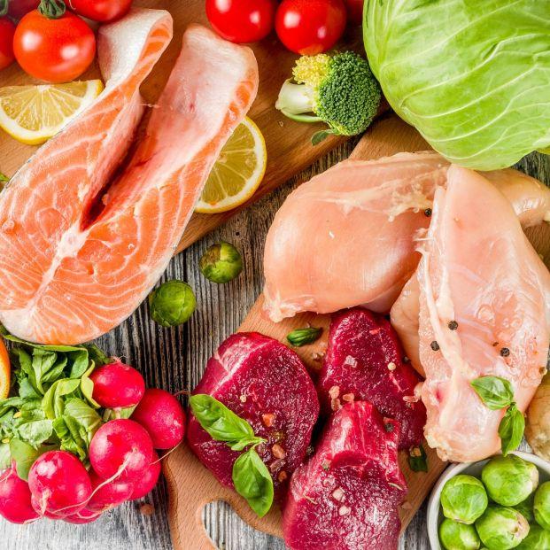¿En qué consiste la dieta pegana?