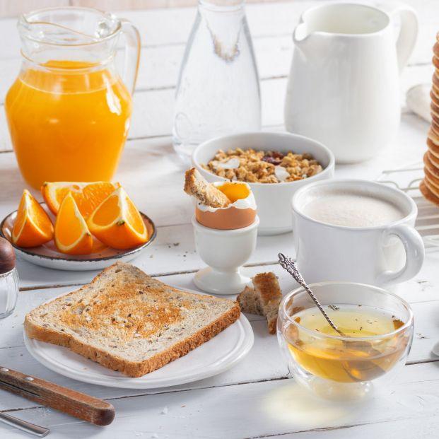 Los mejores desayunos para mayores antes de un entreno matutino