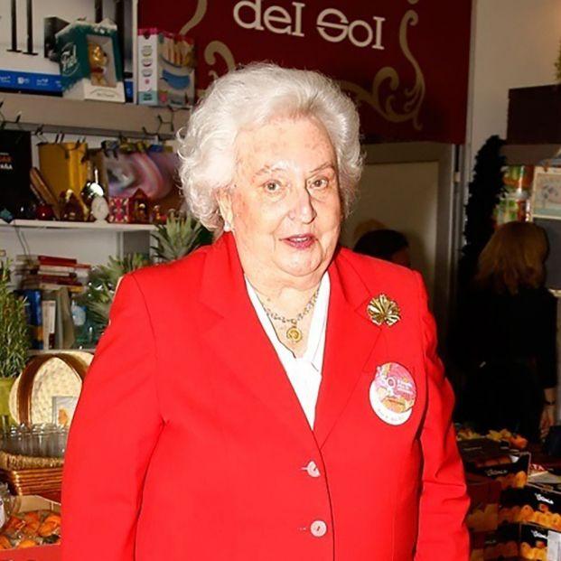La Infanta Doña Pilar tiene cáncer de colon