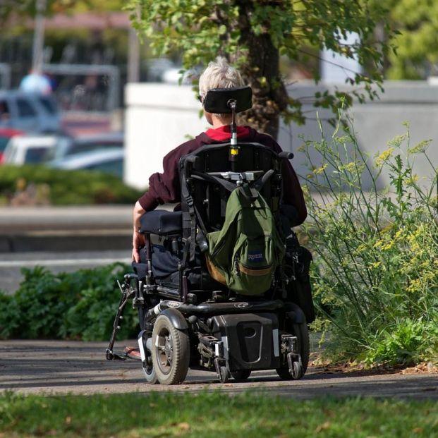 Un 'Cordón Humano' para pedir más investigación en esclerosis múltiple