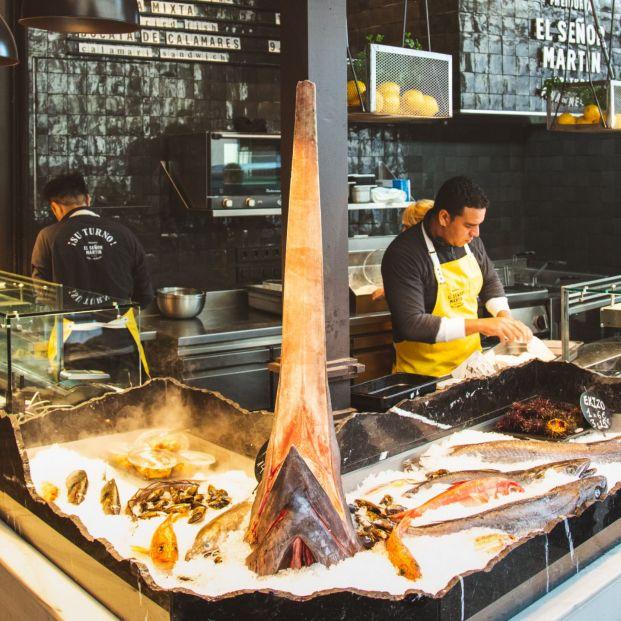 Los mejores gastromercados de Madrid