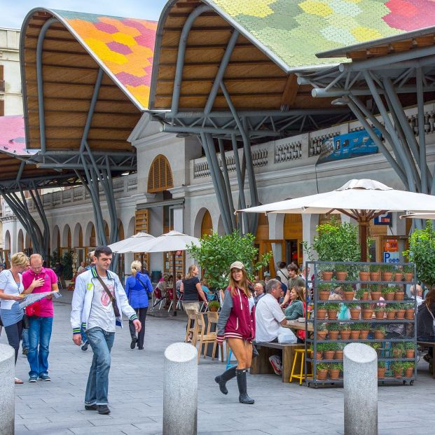 Mercado Santa Caterina