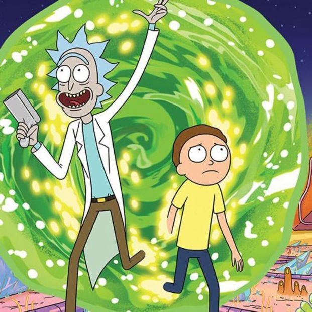 'Rick y Morty'