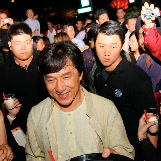 bigstock Jackie Chan 3854229