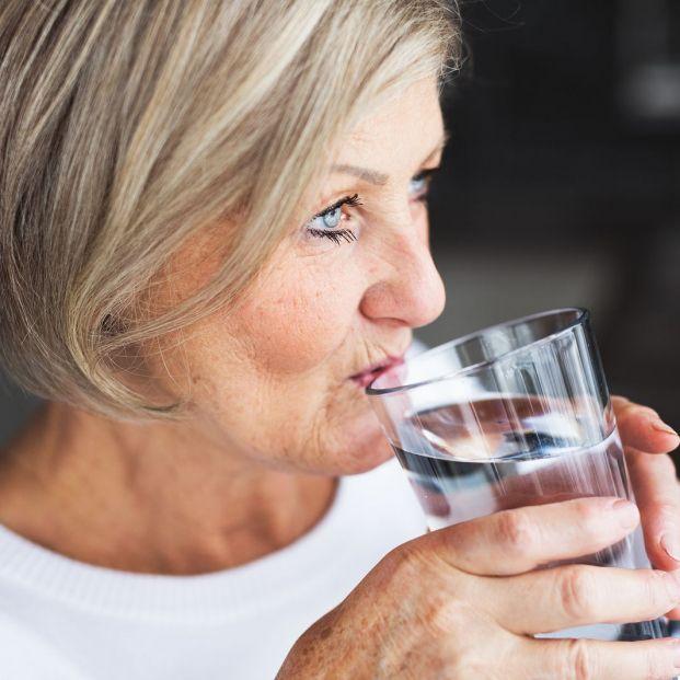 Peligros de la deshidratación para mayores
