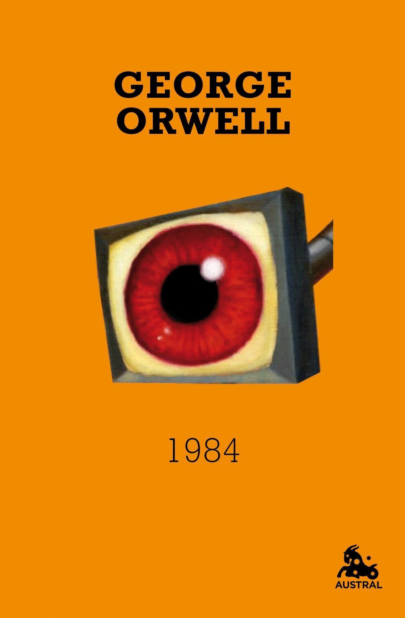 Por qué es tan relevante la novela 1984?