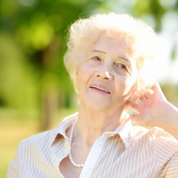Cabello fino y debilitado con la edad