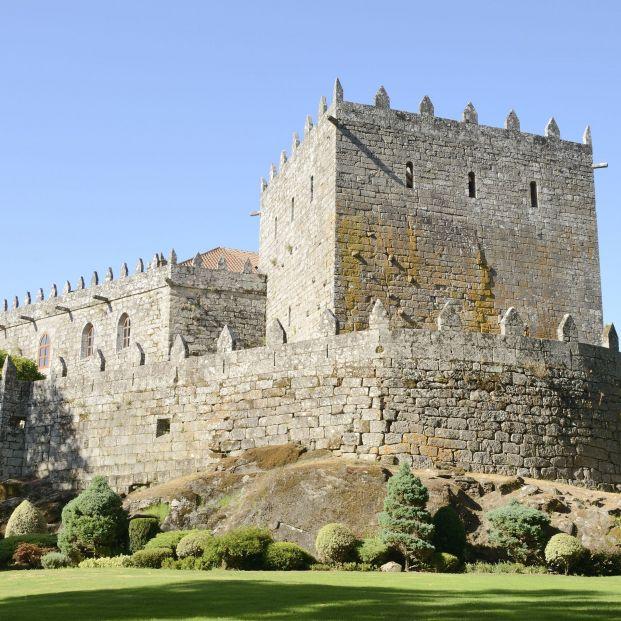 Descubre el castillo de Soutomaior en Pontevedra