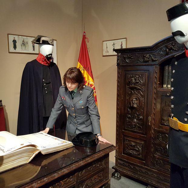 Lucía Llano, presidenta de RAGCE