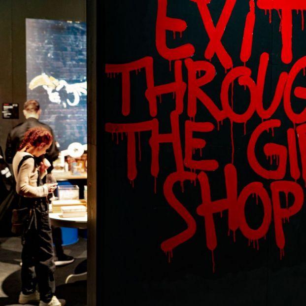 Exposición Banksy Málaga
