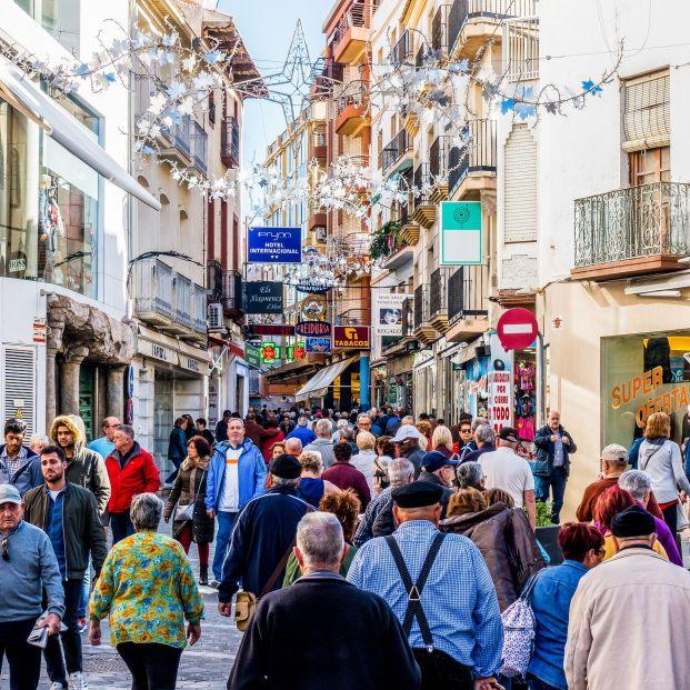 La población mayor de 65 años alcanza un máximo histórico de 19,4%