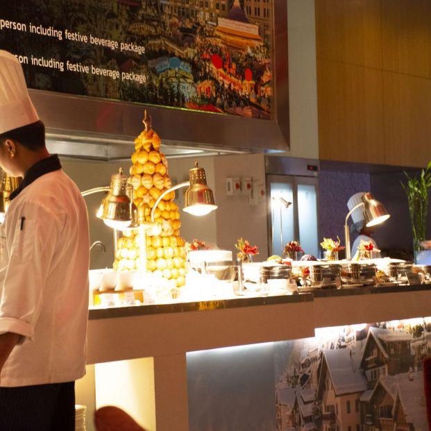 Restaurantes buffets en madrid
