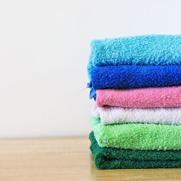 Toallas, sábanas, trapos de cocina... ¿Cada cuánto tiempo hay que lavarlos?