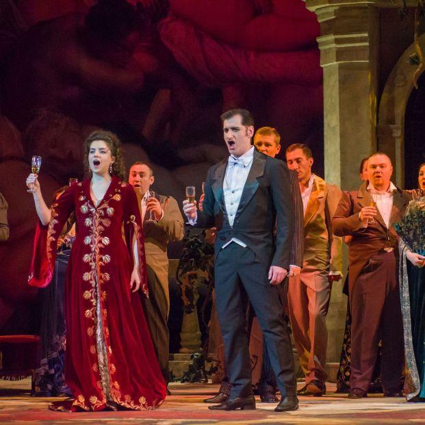 En qué cines de Madrid se proyecta ópera y ballet en directo o diferido