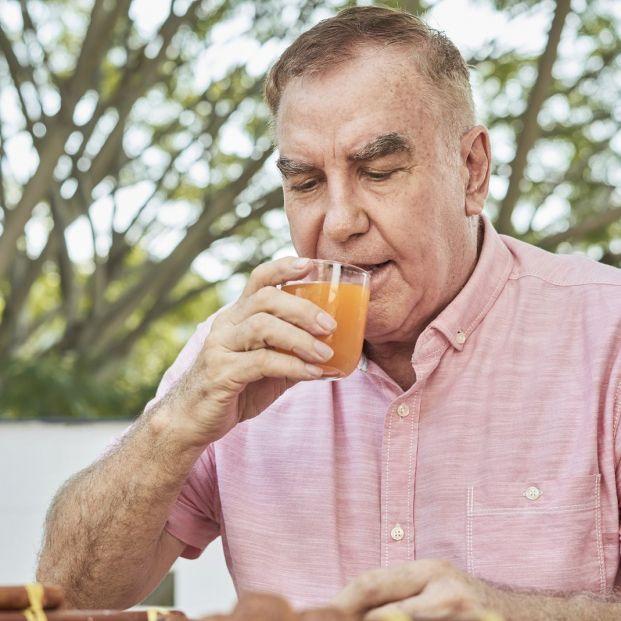Bebidas naturales que combaten el hígado graso