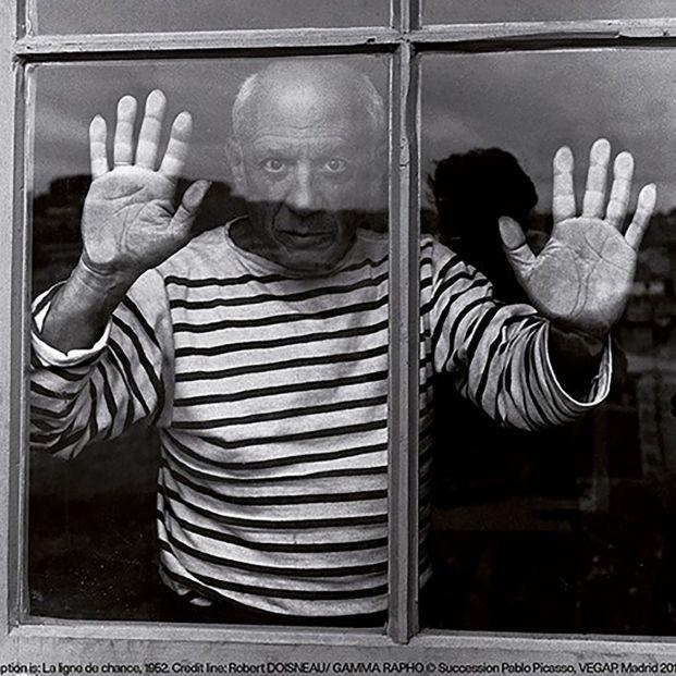 Exposición 'Picasso, la mirada del fotógrafo'
