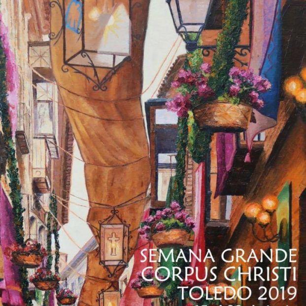 Cartel del Corpus Christi de Toledo 2019