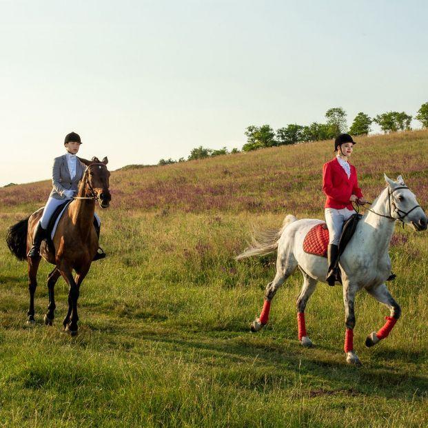 Rutas a caballo: nunca es tarde para probarlo (Bigstock)