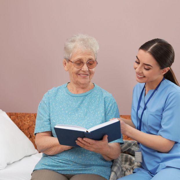 Relatos inspirados en mayores con demencia