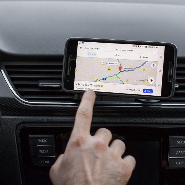 Cómo ver los radares de una ruta en Google Maps