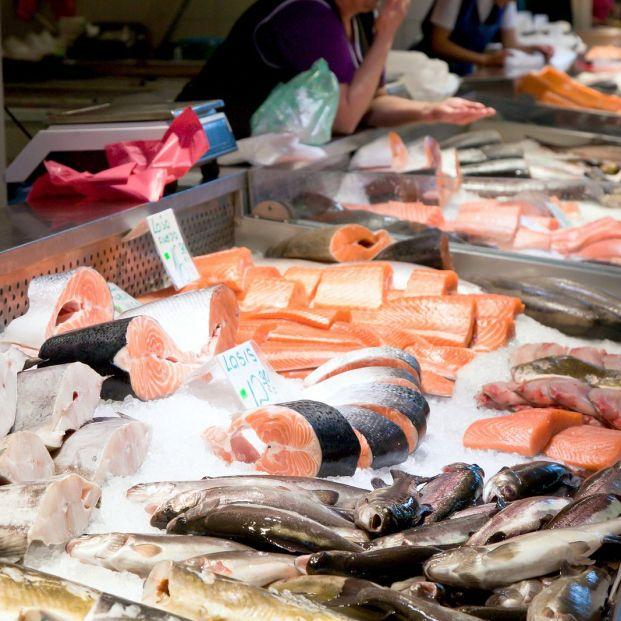 Cómo saber si el pescado del supermercado está fresco