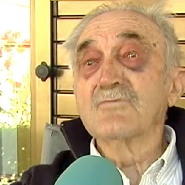 Brutal paliza de unos ladrones a un hombre de 96 años en su casa de Zaragoza