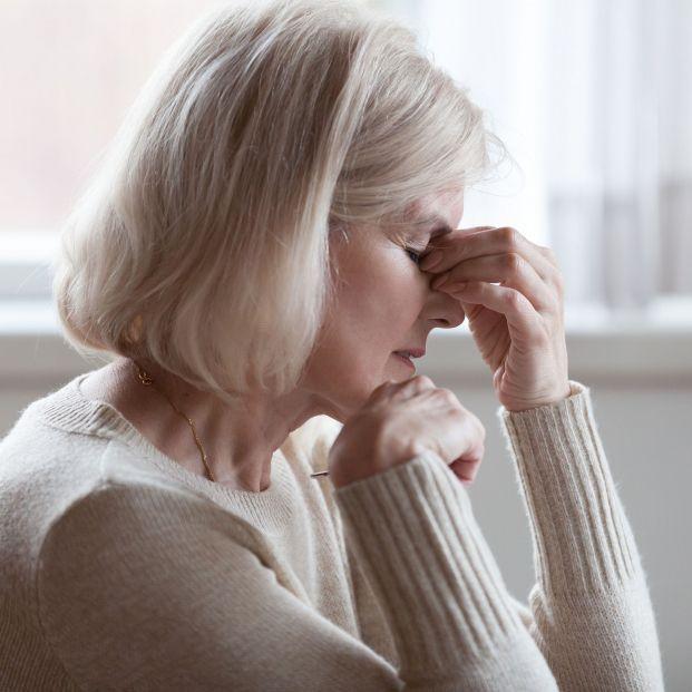 La hipertensión provoca problemas oculares