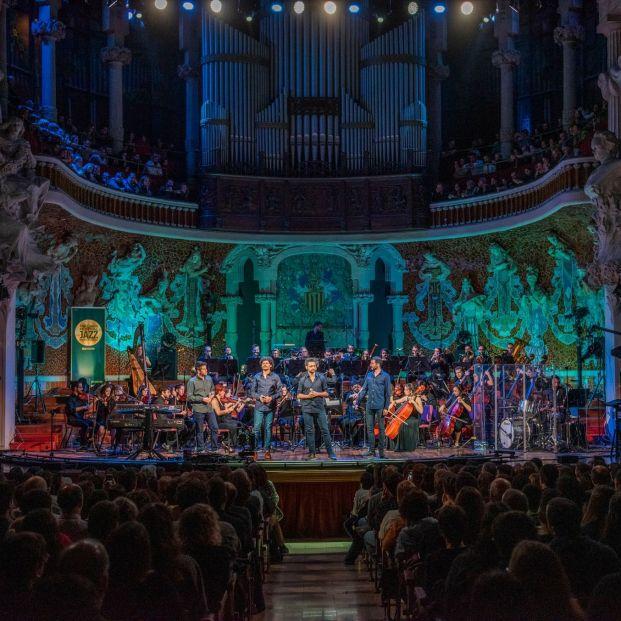Artistas confirmados del Festival de Jazz de Barcelona