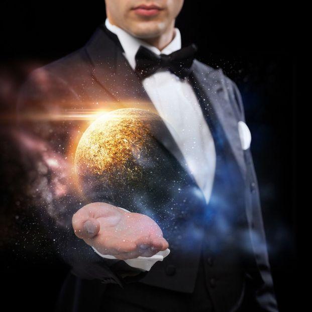 Espectaculos de magia (Bigstock)