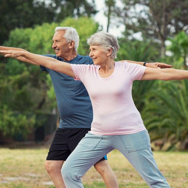 Los beneficios del 'body balance' para las personas mayores