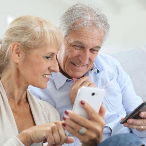 Los mayores y las TIC