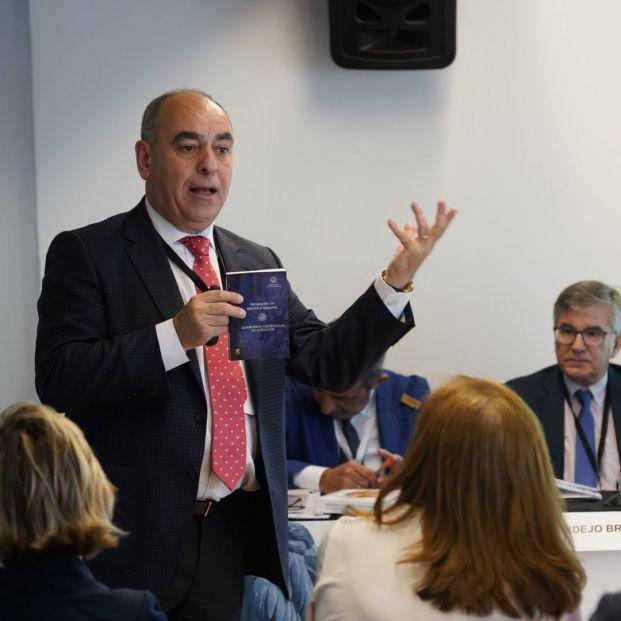 Primitivo Ramos Cordero, Secretario General de la SEGG