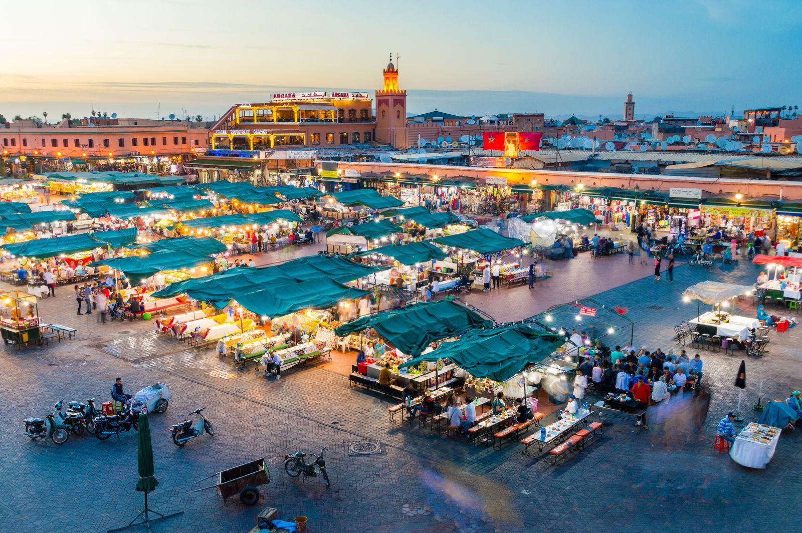 Qué ver en Marrakech en un fin de semana