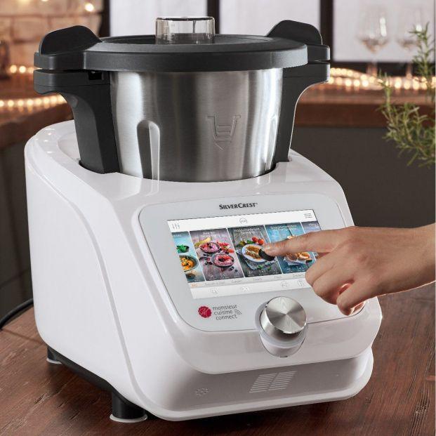 Ojo con este fraude: Lidl no está ofreciendo un robot de cocina por los puntos de fidelización