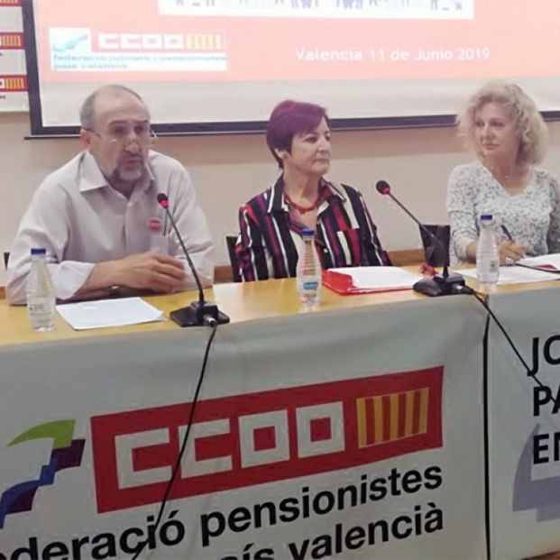 CCOO Jornadas sobre Paricipación Institucional