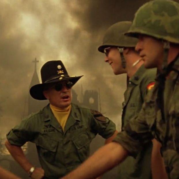 Escena de 'Apocalypse Now' (1979) (Vittorio Storaro   © Zoetrope Studios)