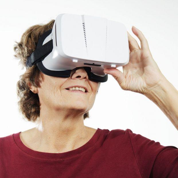 Los beneficios de la realidad virtual para las personas mayores