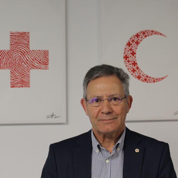 Entrevista con Javier Senent, presidente de Cruz Roja Española