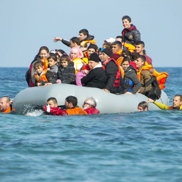'El otro sonido del mar' conciencia sobre la situación de millones de refugiados