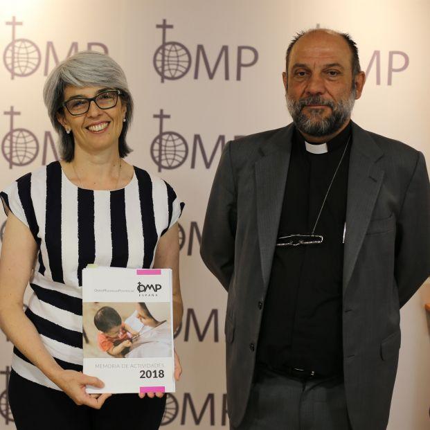 Presentación de la Memoria de Actividades de OMP España 2018