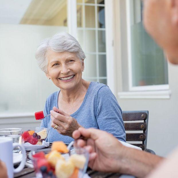 ¿Cómo es el desayuno de nuestros mayores?