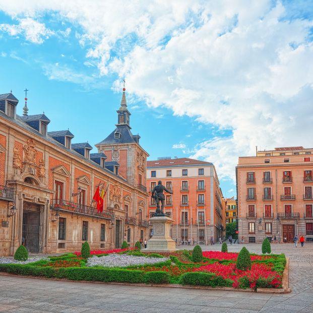 10 plazas imprescindibles de Madrid