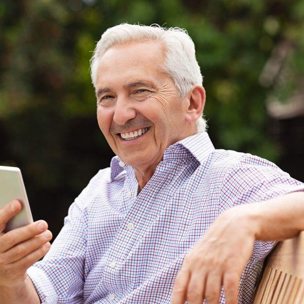 El 'boom' de las apps para mejorar la salud de los mayores