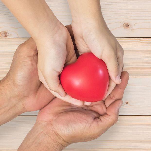 Cómo hacerte donante de órganos en España
