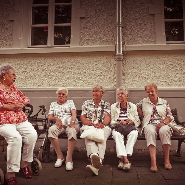 Mitos y estereotipos sociales a partir de los 65
